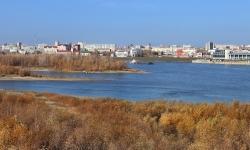Город на Иртыше