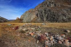 Алтайские скалы