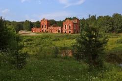 Винокуренный завод в Петропавловке
