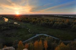 Село Серебряное, Горьковский район, Омская область