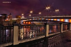 Юбилейный мост через Омку