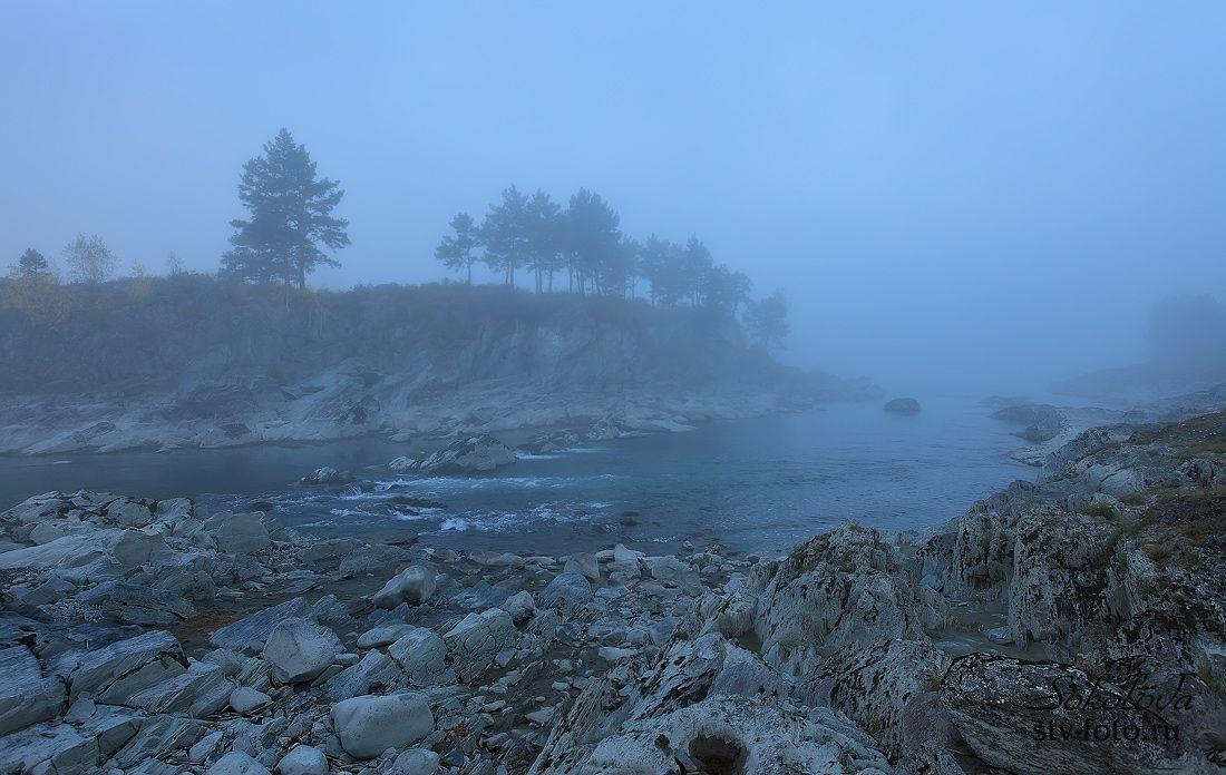 Растворяясь в тумане
