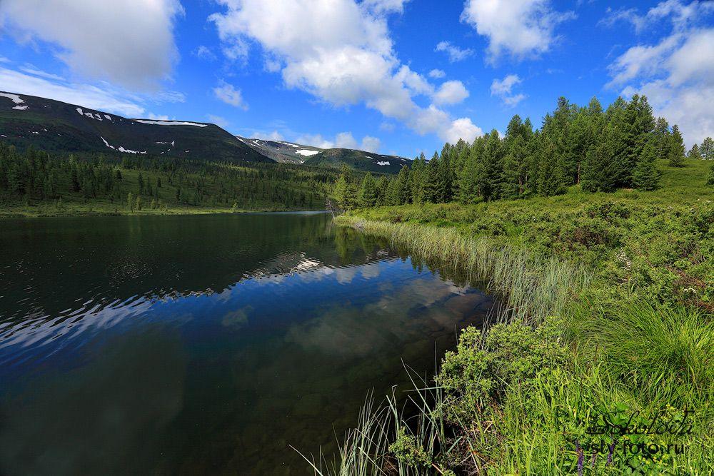 Озеро Кок-Кёль